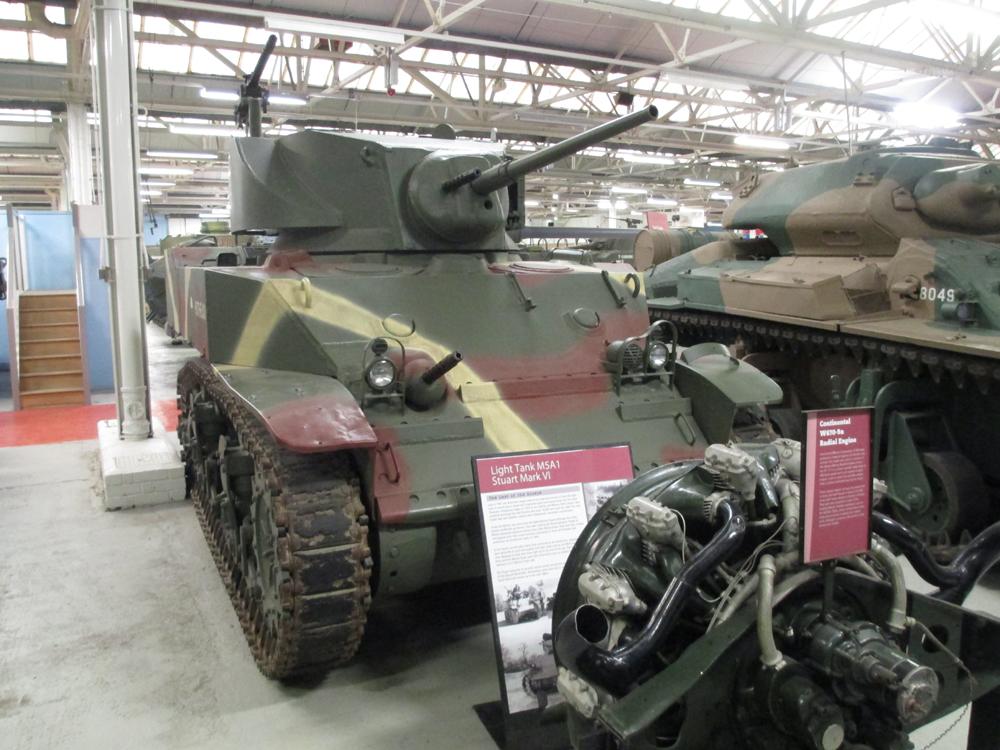 ボービントン戦車博物館 102
