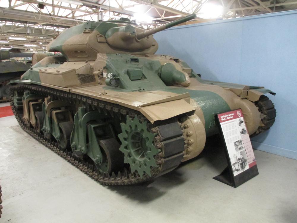 ボービントン戦車博物館 103