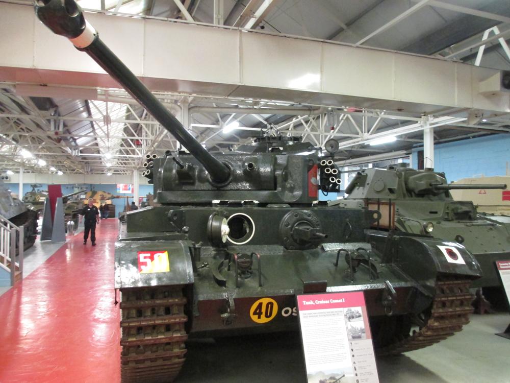 ボービントン戦車博物館 105