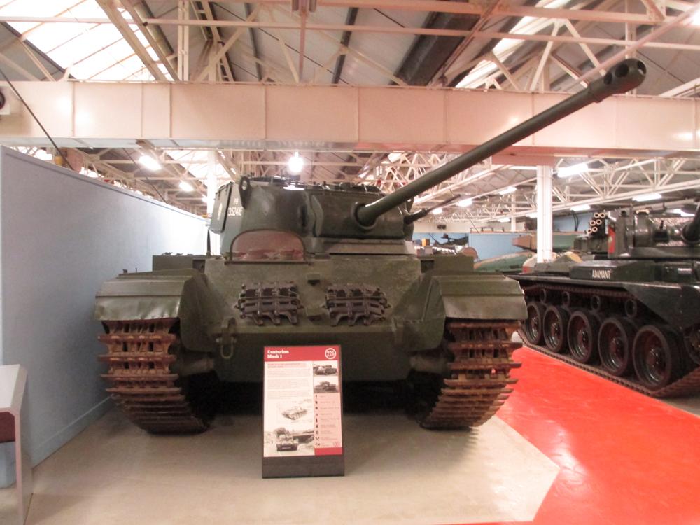 ボービントン戦車博物館 104