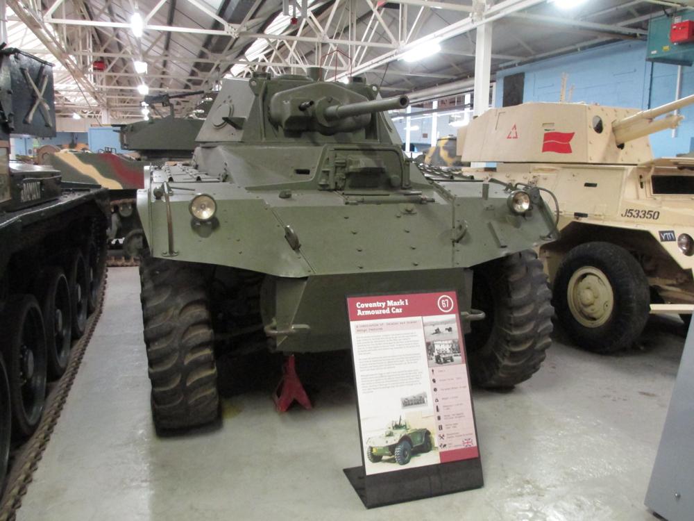 ボービントン戦車博物館 106