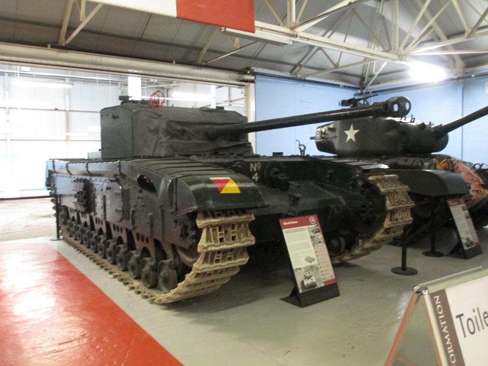 ボービントン戦車博物館 109