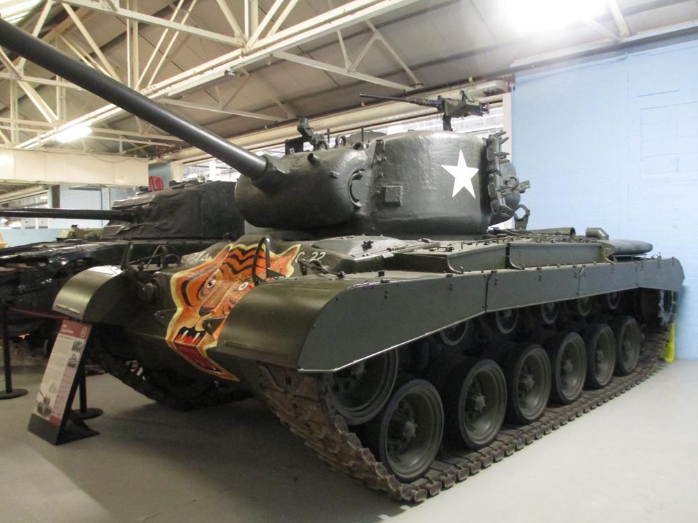 ボービントン戦車博物館 110-1
