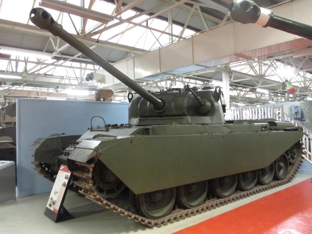 ボービントン戦車博物館 111
