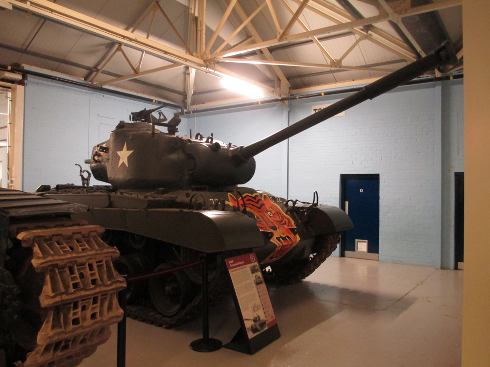 ボービントン戦車博物館 110-2