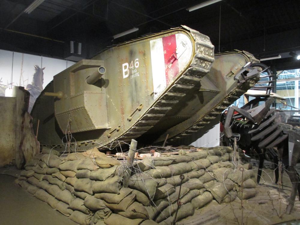 ボービントン戦車博物館 114