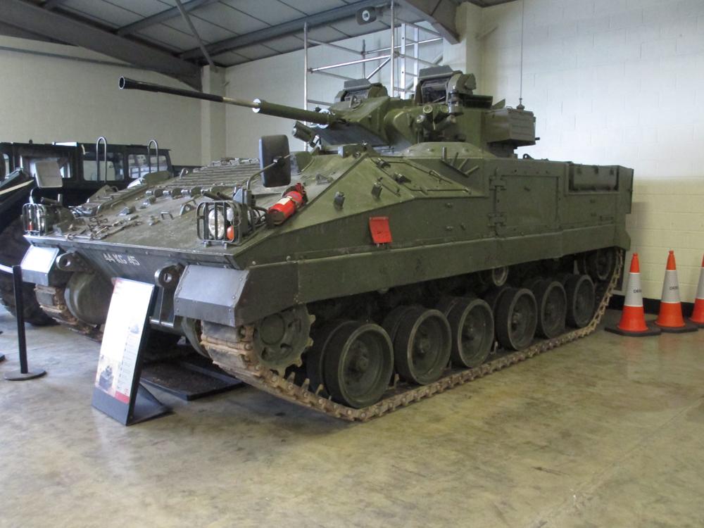 ボービントン戦車博物館 112