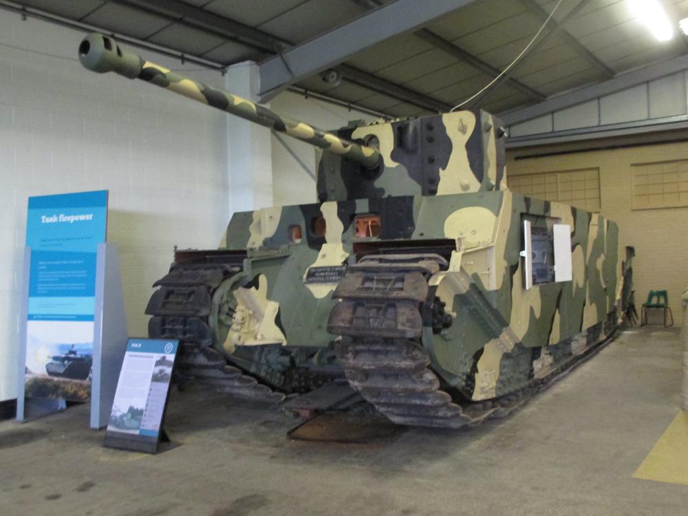 ボービントン戦車博物館 113