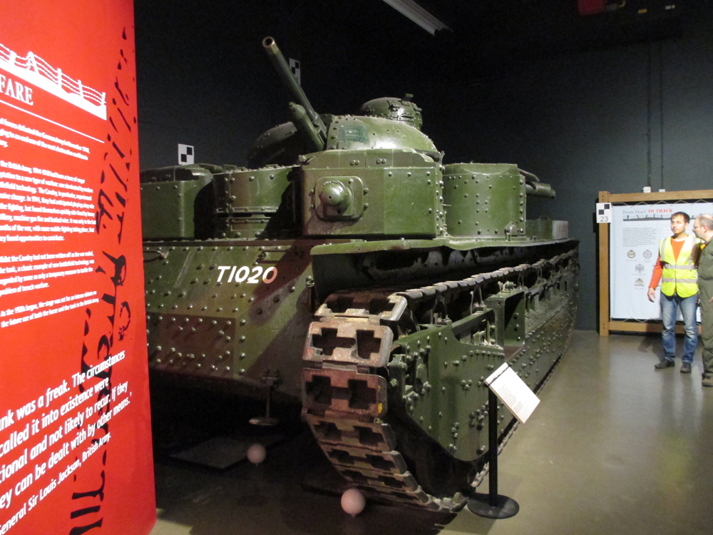 ボービントン戦車博物館 116