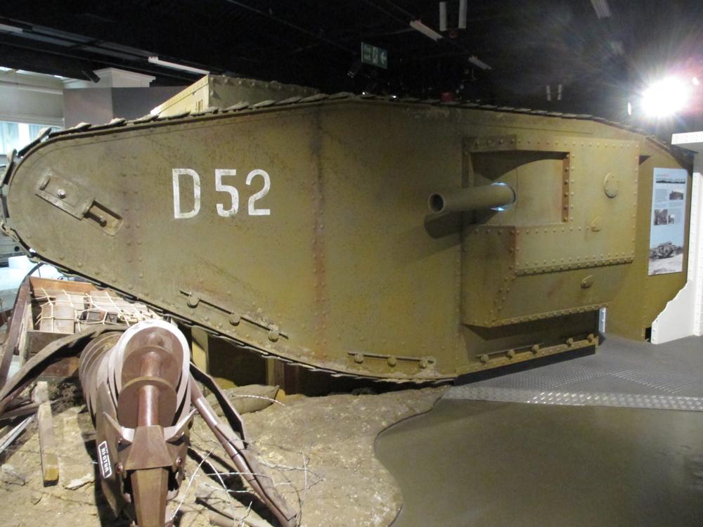 ボービントン戦車博物館 115