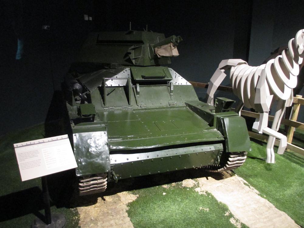 ボービントン戦車博物館 117