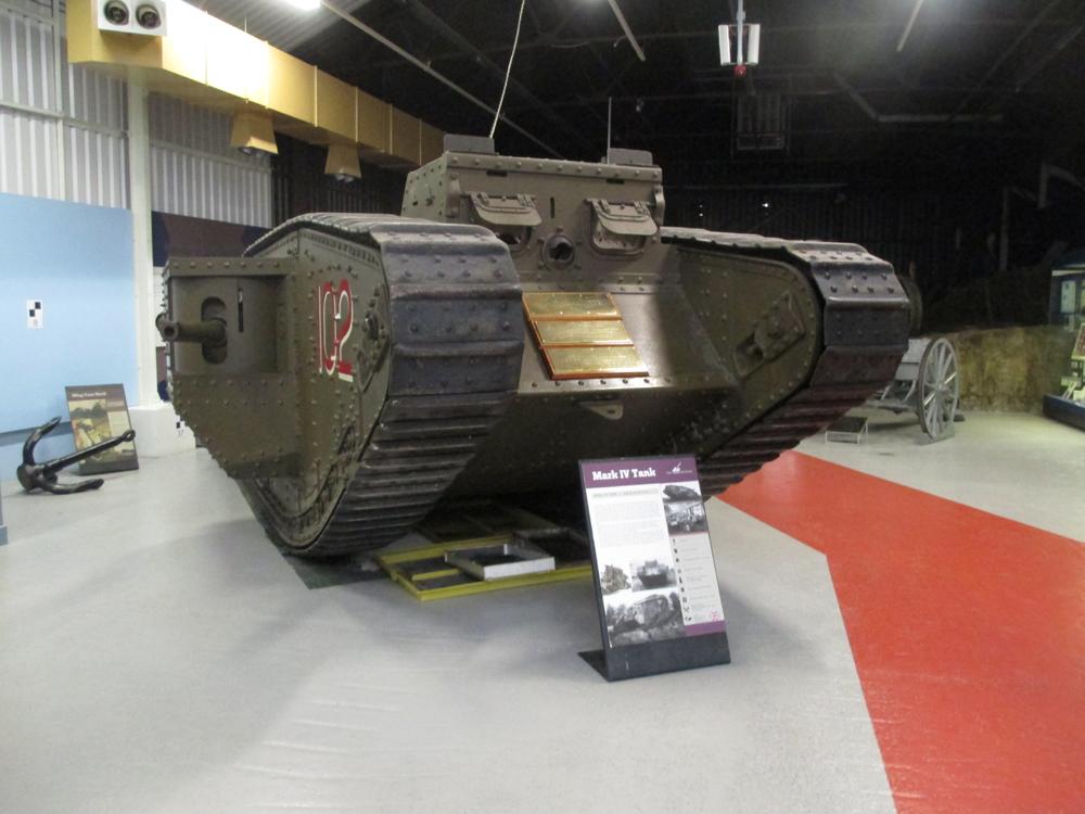 ボービントン戦車博物館 119