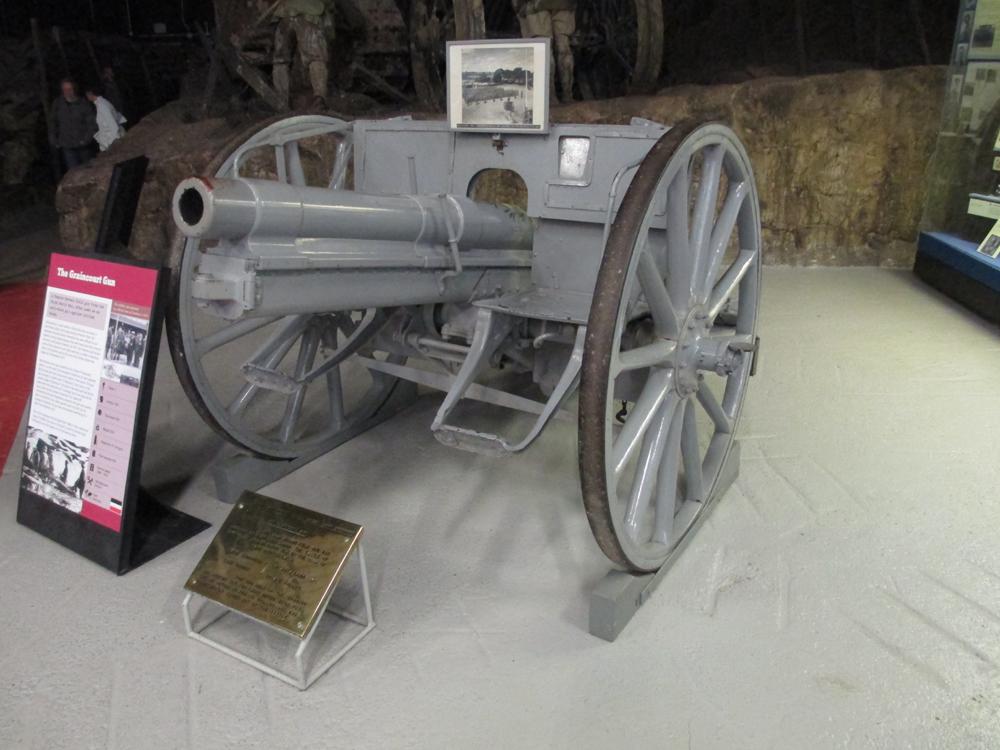 ボービントン戦車博物館 118