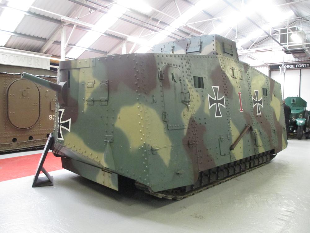 ボービントン戦車博物館 121-1