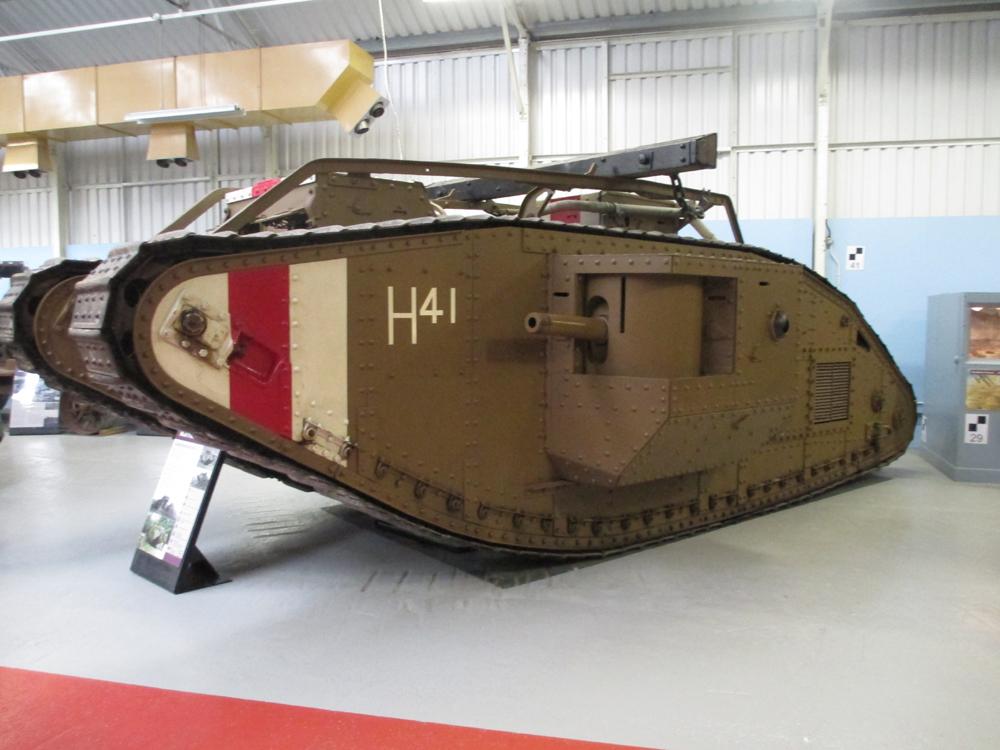 ボービントン戦車博物館 123
