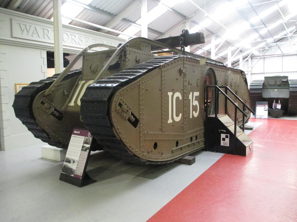 ボービントン戦車博物館 122
