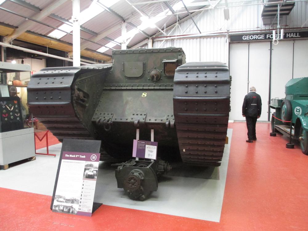 ボービントン戦車博物館 120