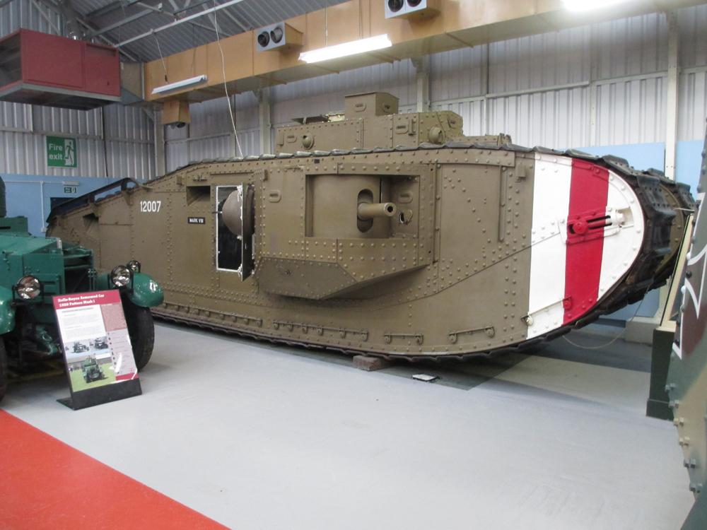 ボービントン戦車博物館 124