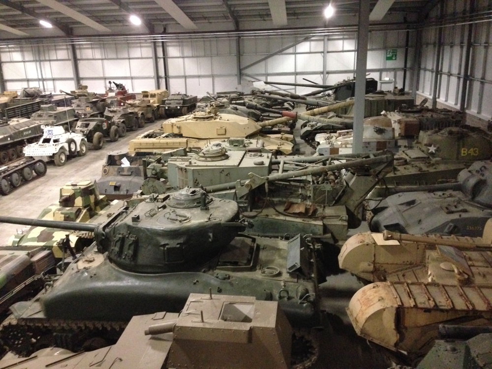 ボービントン戦車博物館 127-1