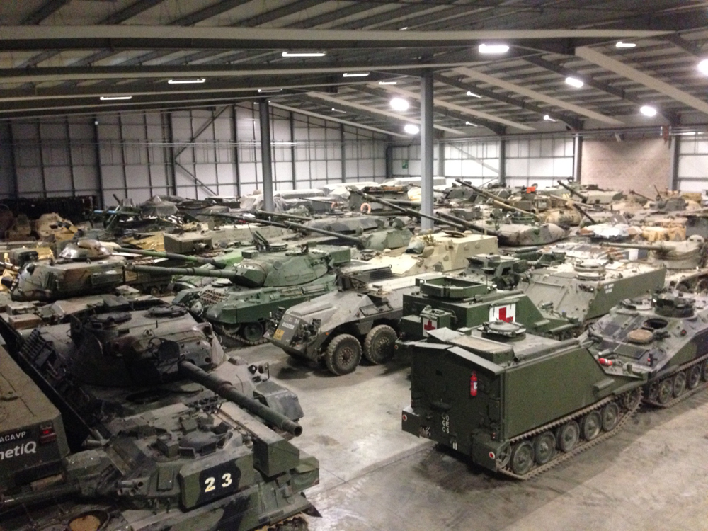 ボービントン戦車博物館 127-2