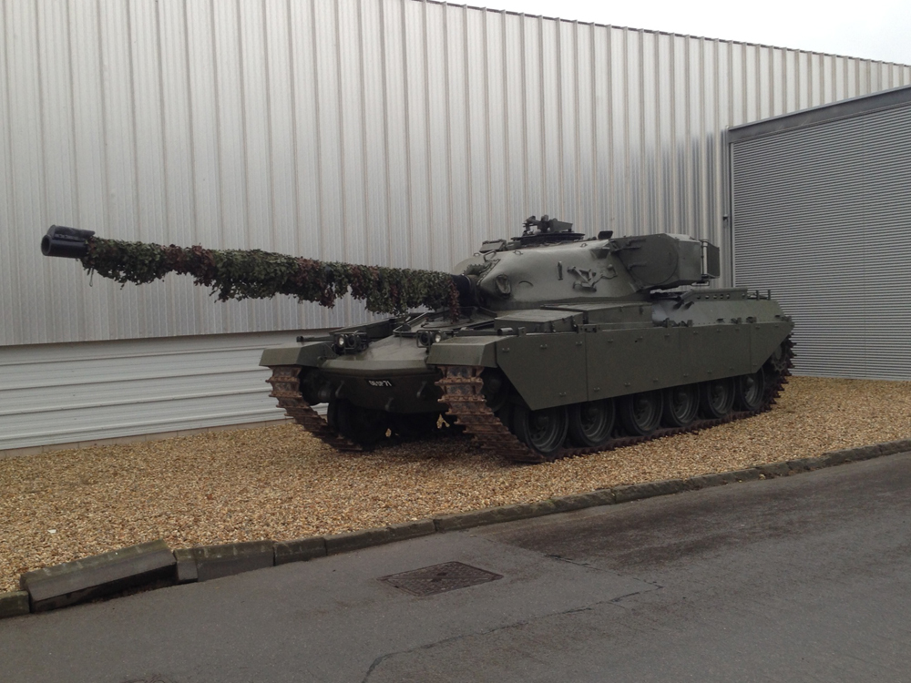 ボービントン戦車博物館 128-3