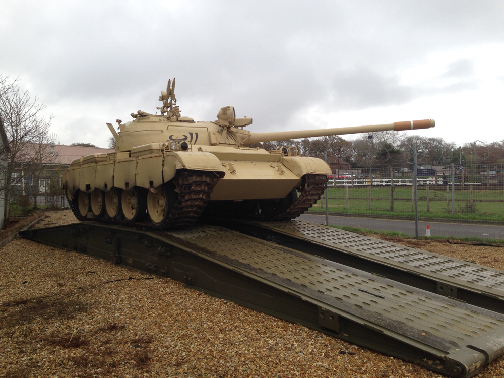 ボービントン戦車博物館 128-2