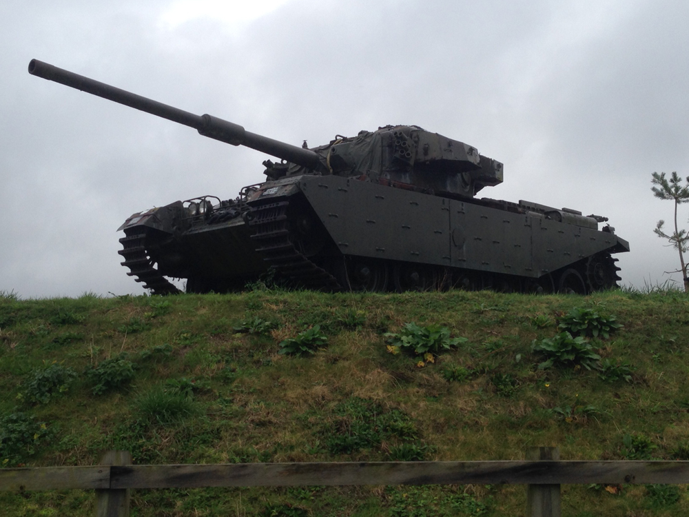 ボービントン戦車博物館 128-4