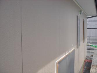 2Fサイディング壁施工前写真