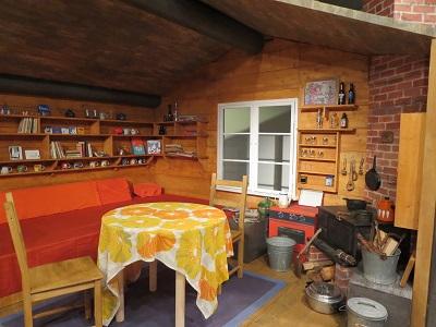 トーベ・ヤンソン「夏の家」