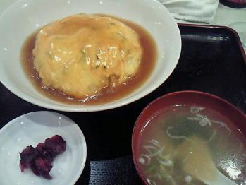 珉珉・天津丼