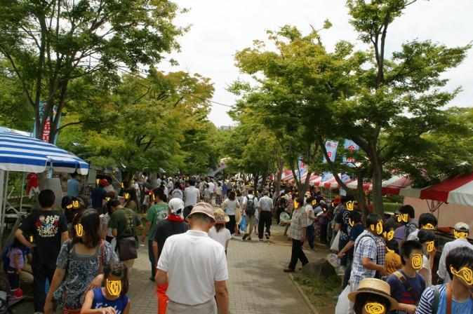 DSC02893加工金魚祭り2