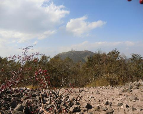 長七郎から地蔵岳
