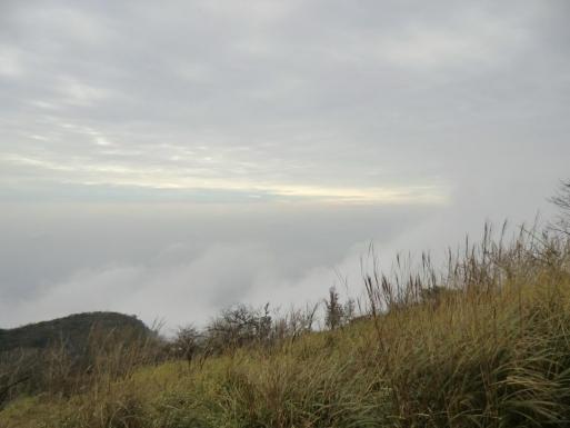 雲海といえばそうかなあ