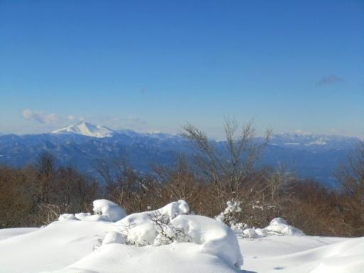 自然の造詣と浅間山・四阿山