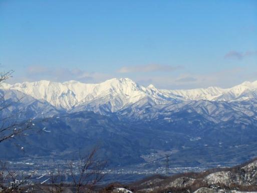 谷川岳と大源太山かな