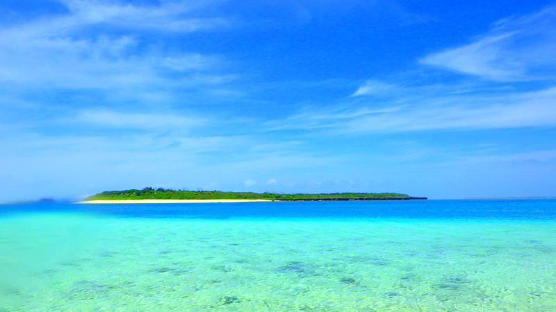 沖縄 西表島 KEN GUIDE パナリ島