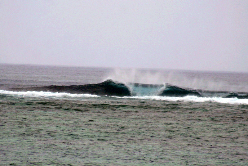 沖縄・西表島サーフィン 台風4号 KEN GUIDE