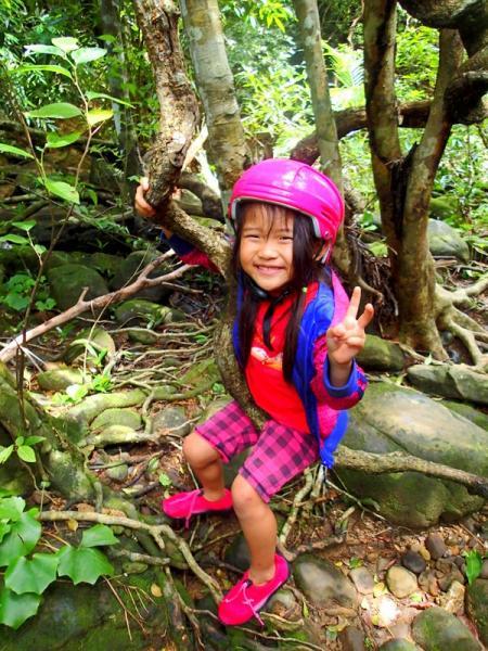 沖縄・西表島 KEN GUIDE アウトドア子供教室