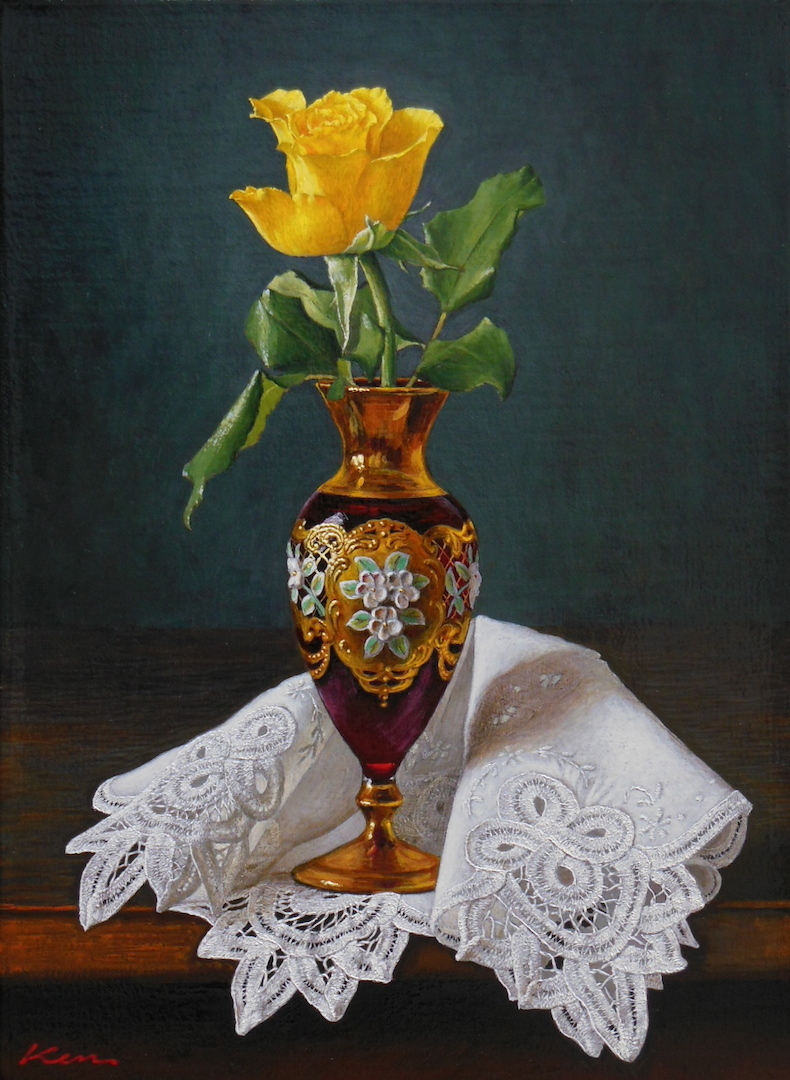 F4号「ヴェネツィアの薔薇」
