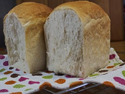 食パン 分割