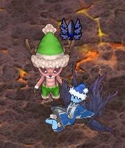 青帽子鹿人