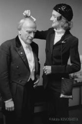 Yehudi Menuhin夫妻
