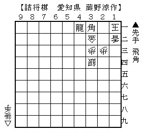 8月20日(火)詰将棋