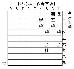 8月29日(木)詰将棋