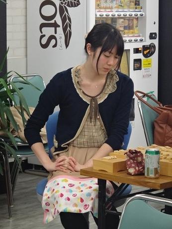 2014年1月12日(日)室谷由紀指導対局4