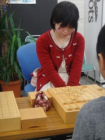 2014年1月25日(土)北村桂香指導対局2