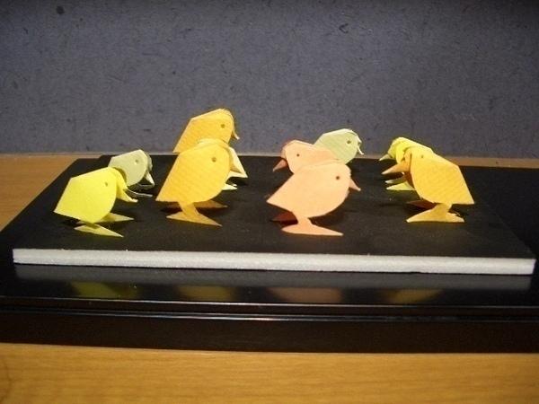簡単 折り紙 折り紙 ひよこ : kiriorigami.blog.fc2.com