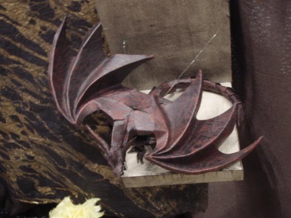 折り 折り紙 折り紙ドラゴンの作り方 : kiriorigami.blog.fc2.com