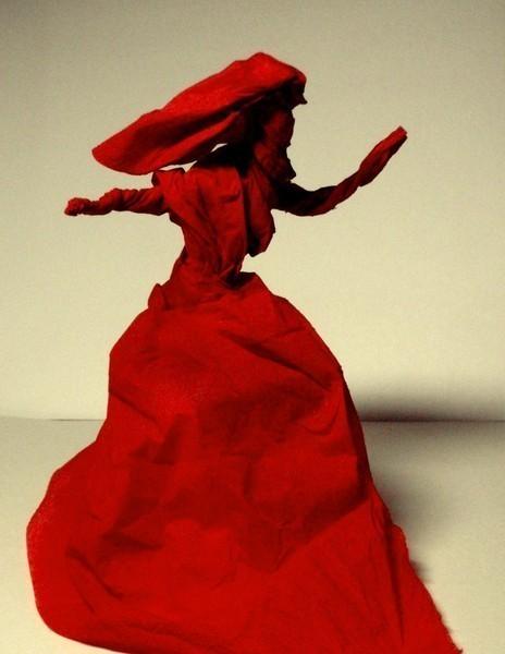 簡単 折り紙 紙ナプキン 折り紙 : kiriorigami.blog.fc2.com