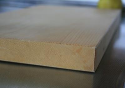 木曽桧のまな板